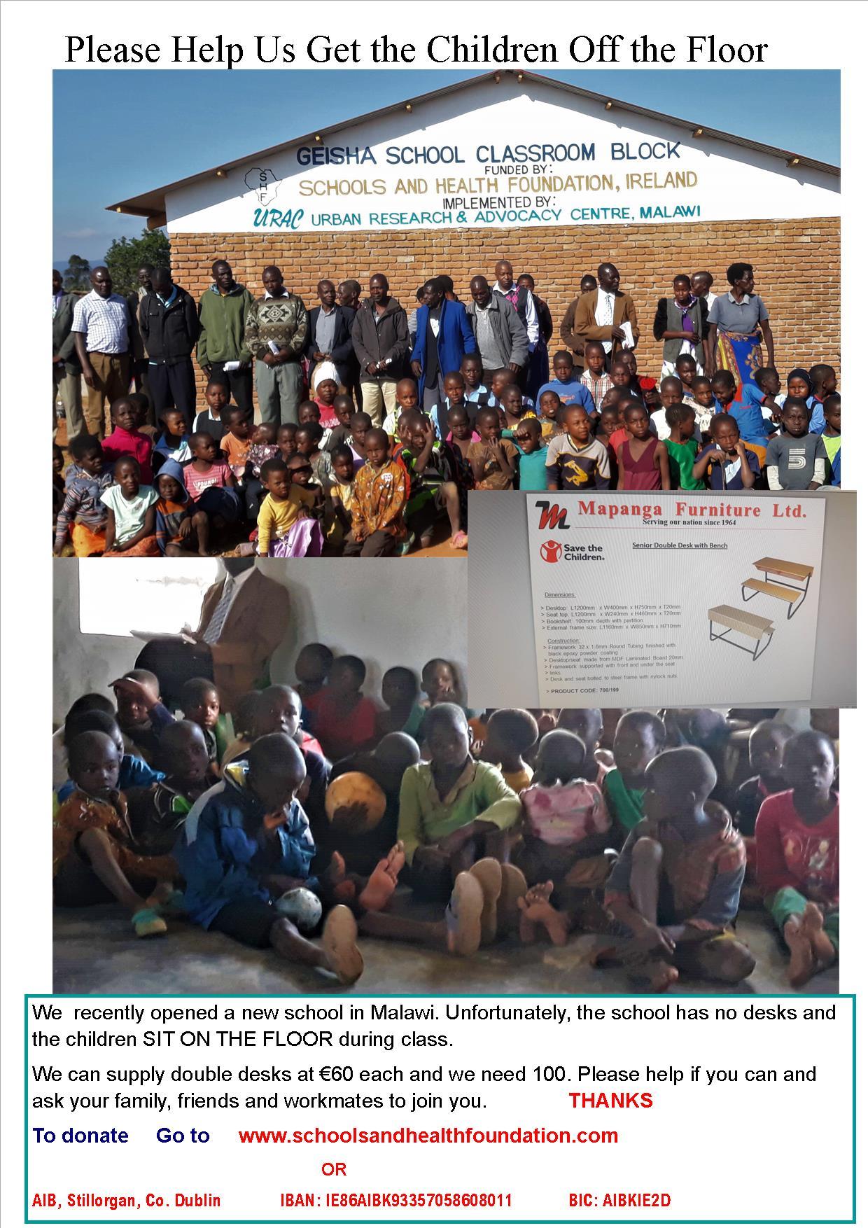 Malawi Desks