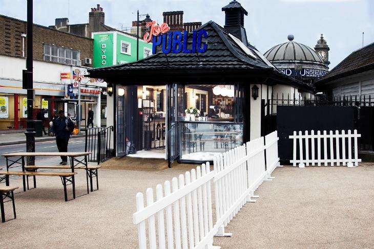 Joe Public, 4 The Pavement, London SW4 0HY