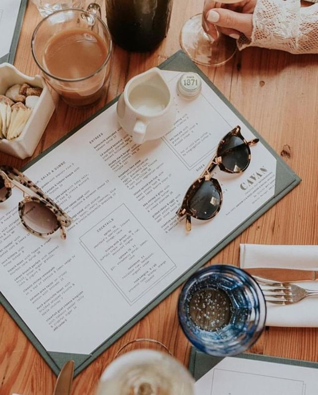 It's only halfway through the week and we already have weekend brunch on the mind 💭 What about you? 📸 by @gracefullytaylored⁣ ⁣ ⁣ #cavan #brunch #brunchtime #nolabrunch #nolafoodie #nolafood #nolaeats #eaternola #wherenolaeats #nola #neworleans #visitneworleans #nolalife #magazinestreet #iheartnola #nolalife #showmeyournola #itsyournola