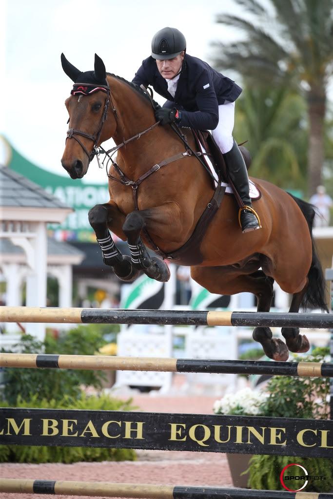 Peter Lutz and Cheri De Papignies (Photo: Sportfot)