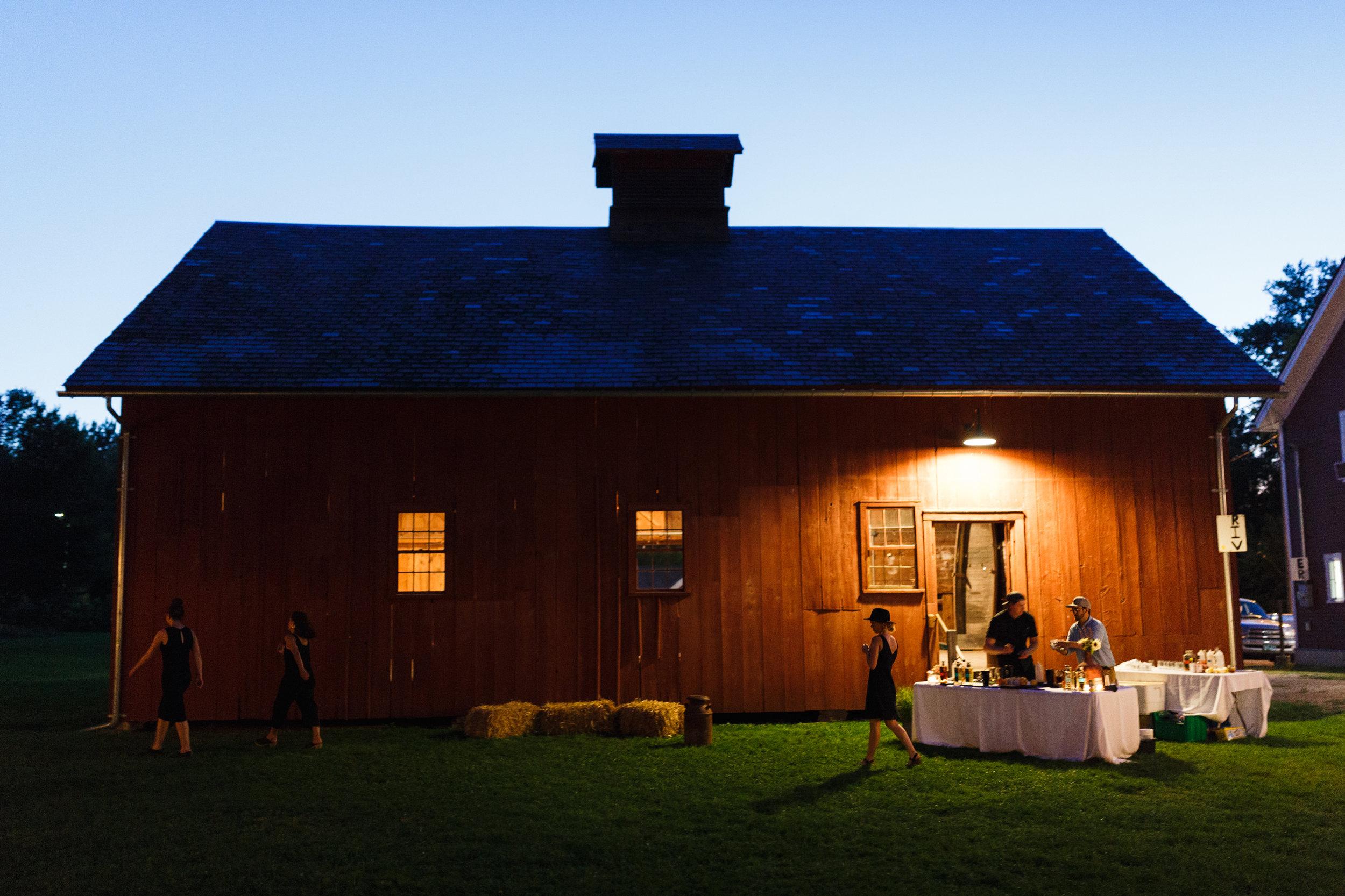 Community Barn