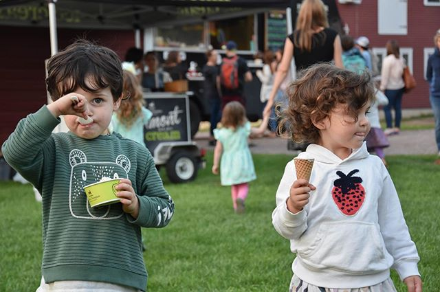 Tonight is the first Summervale of the 2019 season! Come out to the Intervale Center from 5:30-8pm to enjoy live music, local food, kids activities and more! Bring your friends, bring your family!  More info can be found at http://www.intervale.org/summervale/