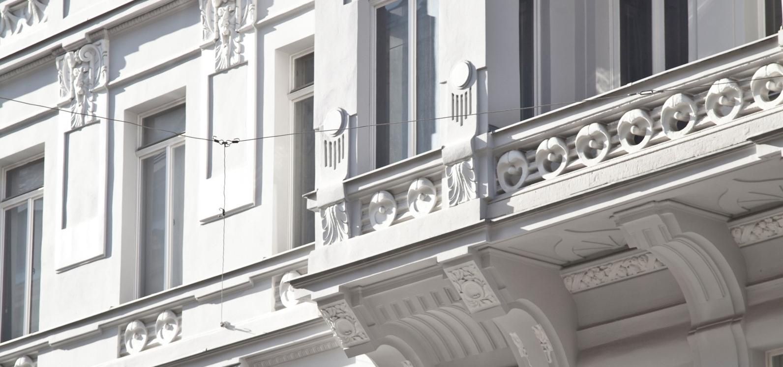 Fassade Detail