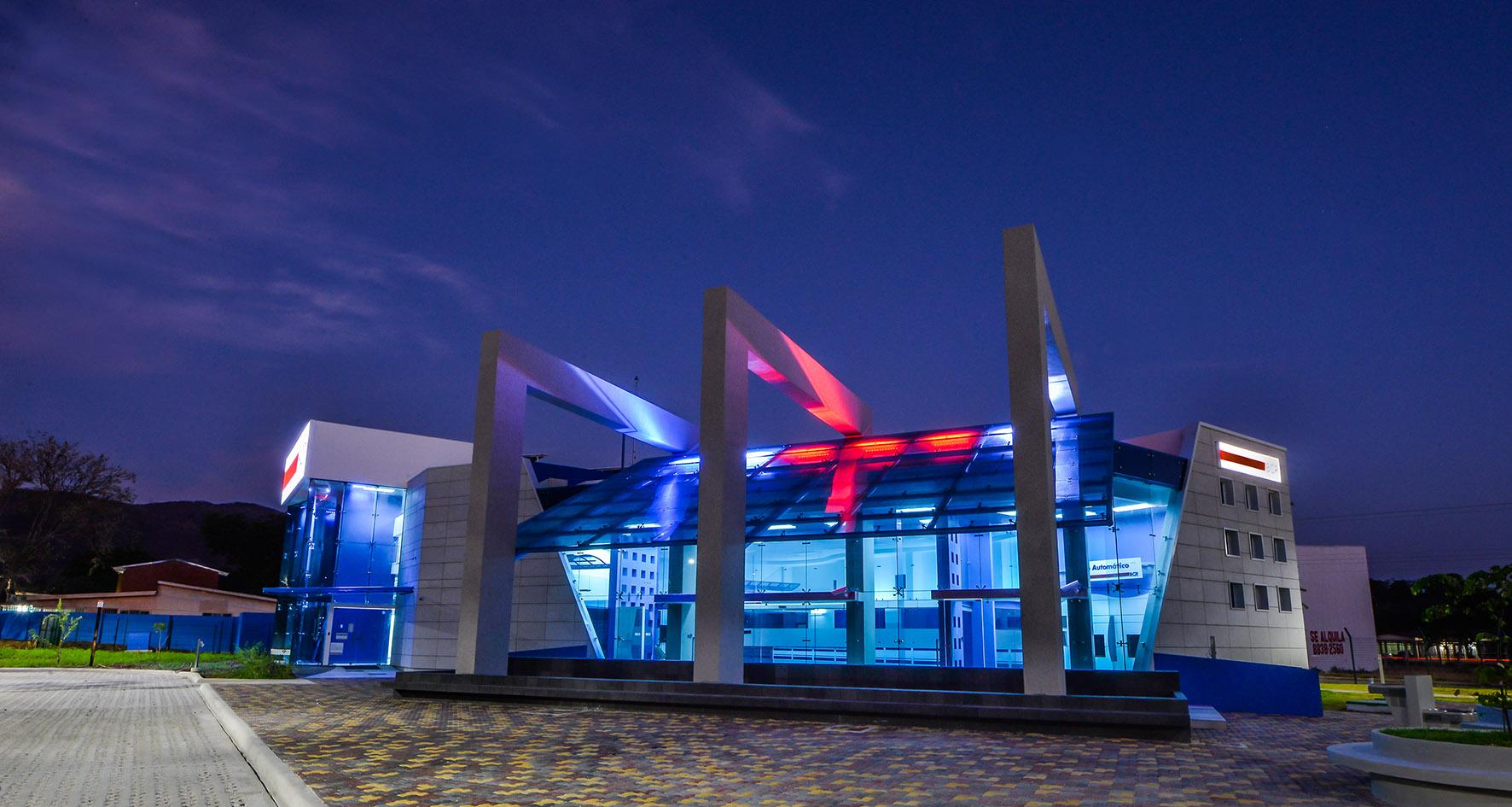 BCR Nicoya - Guanacaste, Costa RicaLEED NC - v2009 - LEED Platino1.480 m2