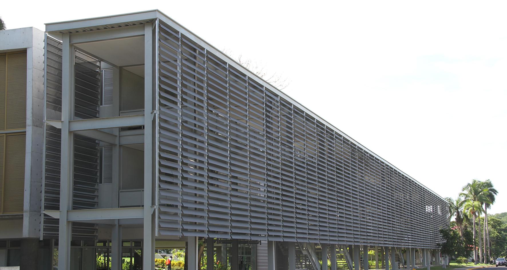 Dormitorios Ciudad del Saber - Ciudad de Panamá, PanamáLEED NC - v2009 - LEED Platino5.734m2