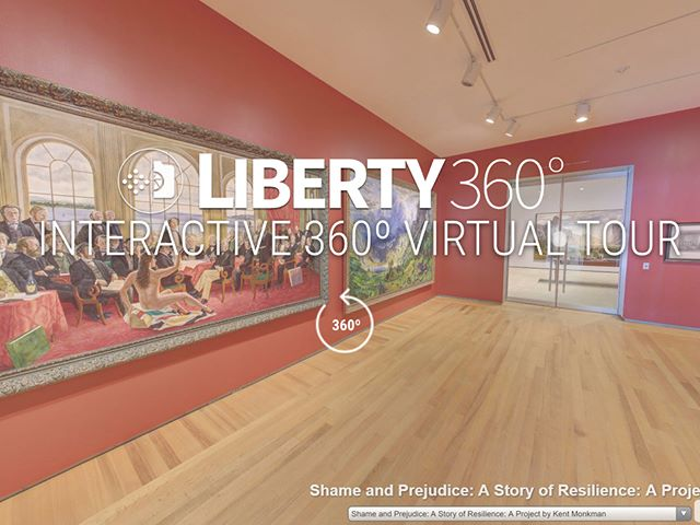 Do you love the work coming from Kent Monkman Studio as much as we do? Explore his work at the Agnes Etherington Art Centre in our interactive 360º Virtual Tour!  http://liberty360.ca/QueensUniversity/…/2018/Winter/360.html  #vr #360 #virtualreality #VRmedia #tech #canon #immersive #liberty360 #queensu #photo360 #explorein360 #university #kingston #samsungvr #googlecardboard #research #virtualtour #studenthousing #reidproperties #360lab #hightech #agnes #art #kentmonkman #canadianart
