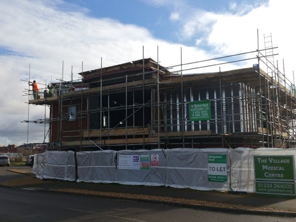 commercial-scaffolding-bedfordshire