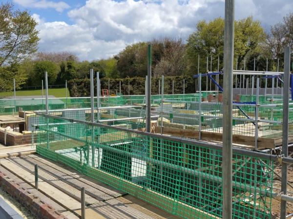 new-build-scaffolding-luton