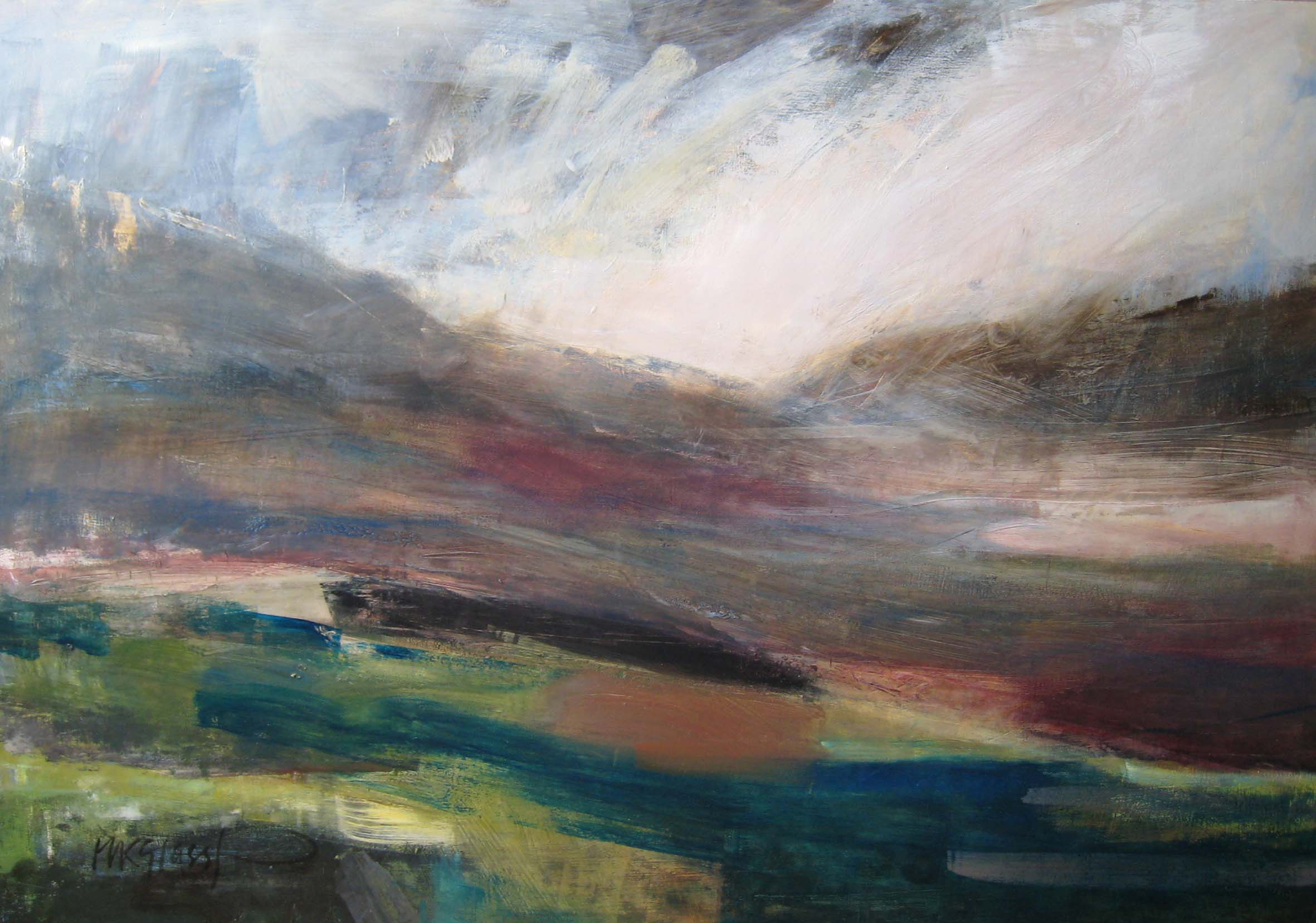 Approaching Storm • Sold