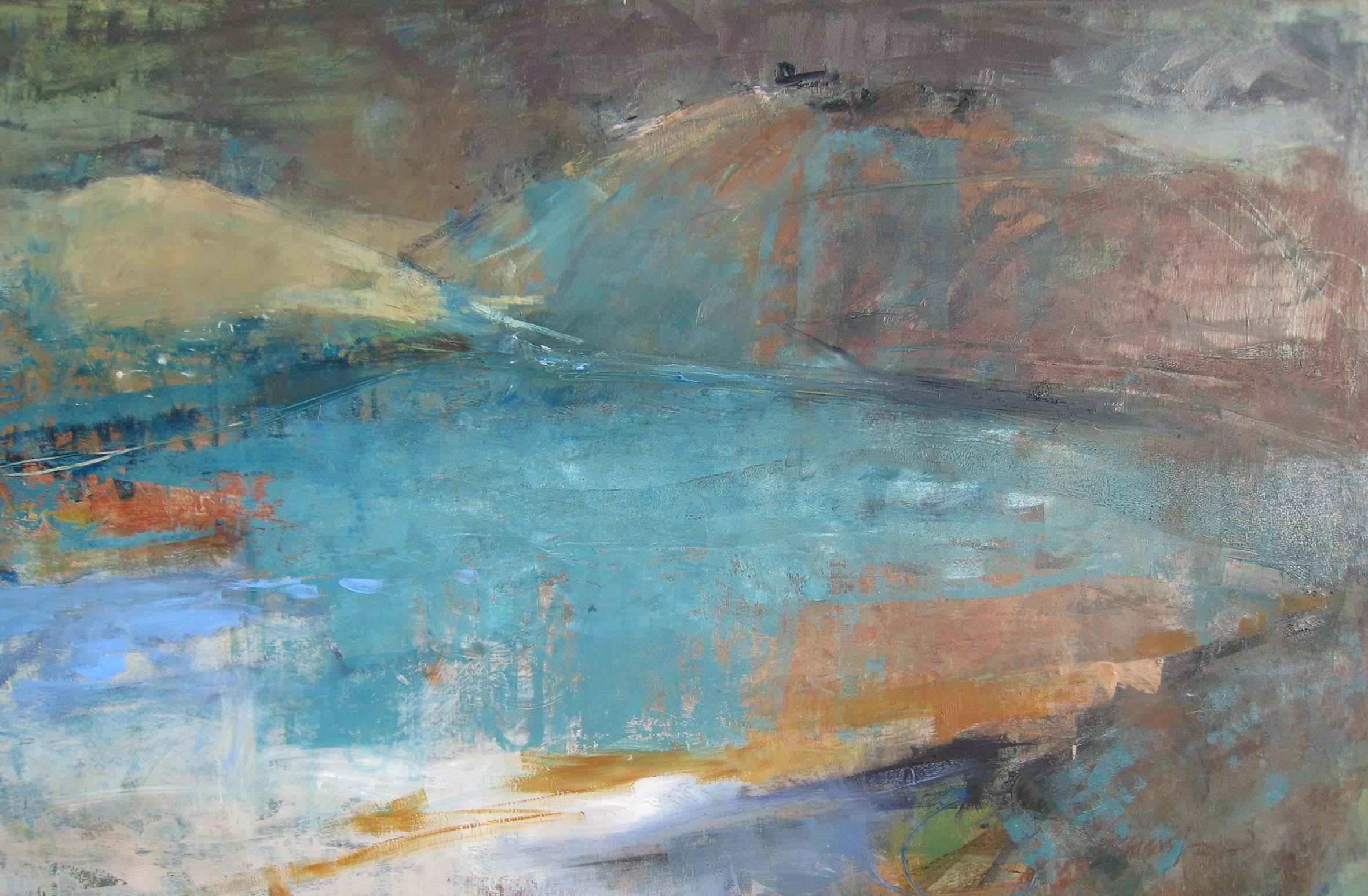 Break in the Storm, Catherine • Sold
