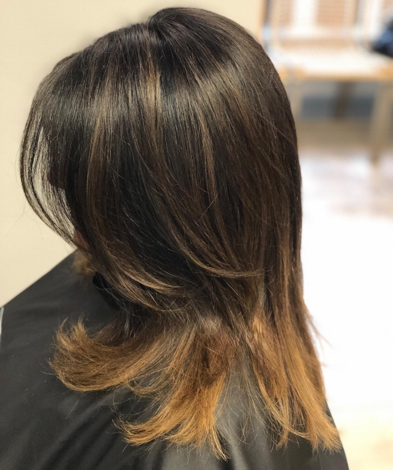 Brazilian Express with Color Service — $80