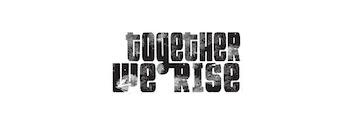 together we rise logo