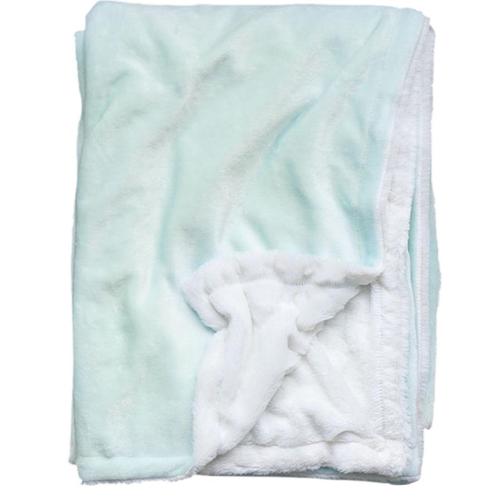 Glacier Mint | Extra Cozy Blanket