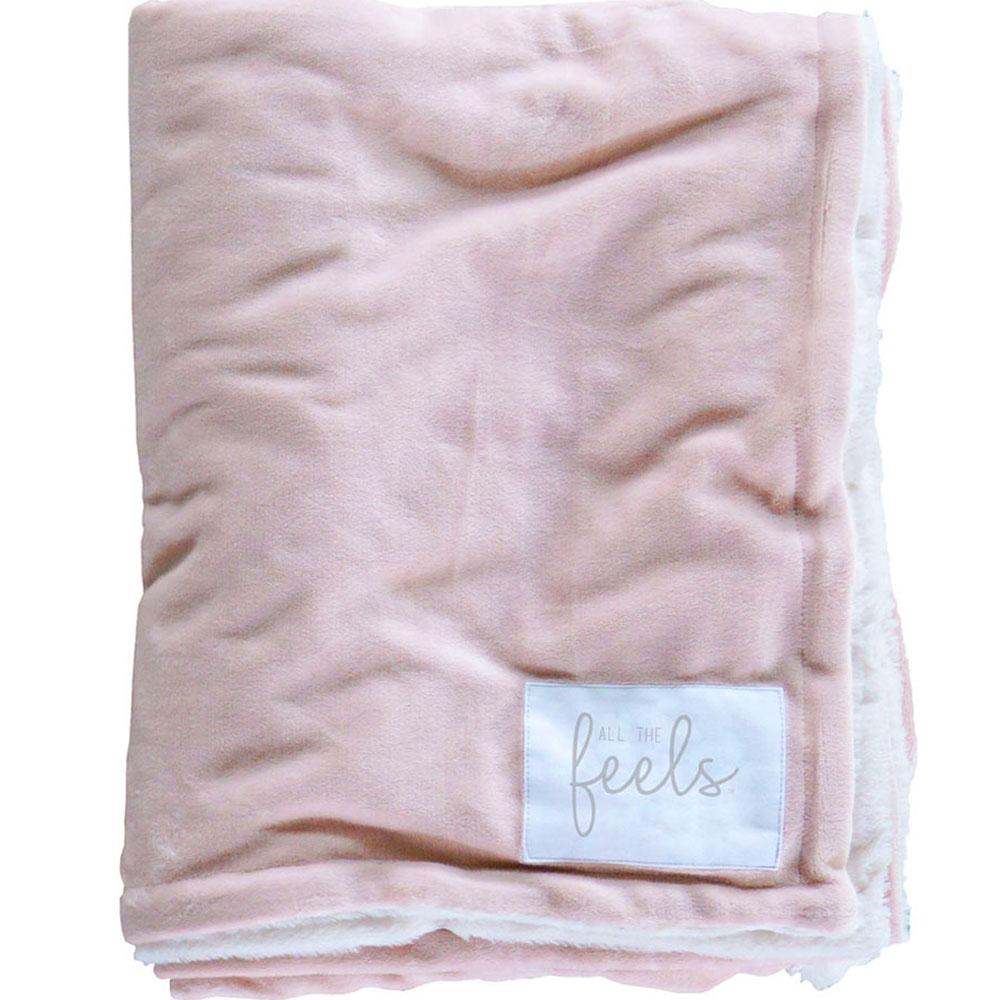 Rose Smoke | Extra Cozy Blanket
