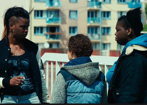 DIVINES (2016) directed by Houda Benyamina