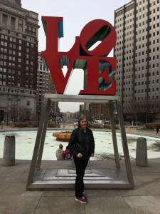Philadelphia Love!