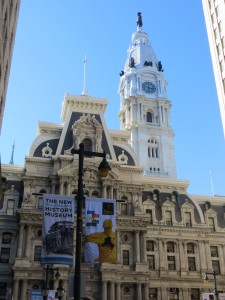 Philadelphia City Hall, in the beautiful Second Empire style.