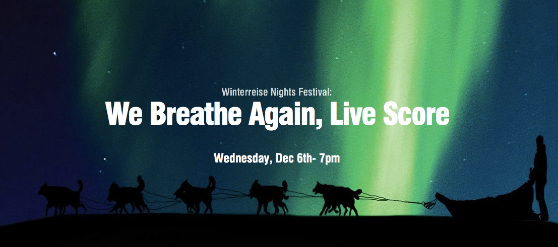 Winterreise Nights Festival     Wednesday, December 6, 2017