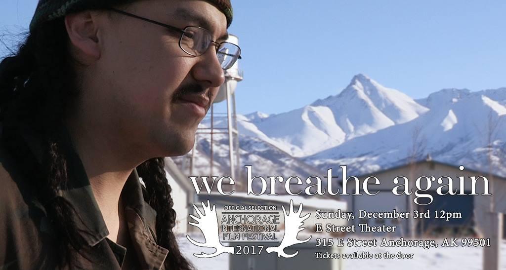 Anchorage International Film Festival     Sunday, December 3, 2017