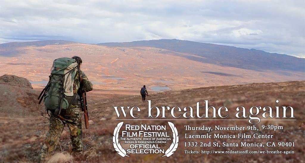 14th Red Nation Film Festival     Sunday, November 9, 2017