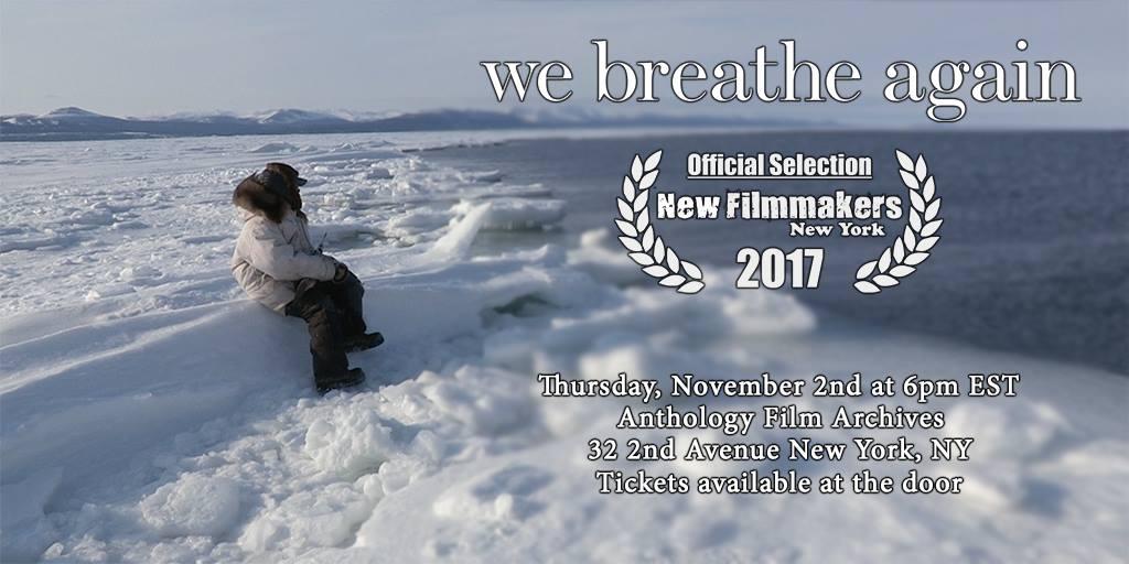 New Filmmakers New York    Thursday, November 2, 2017