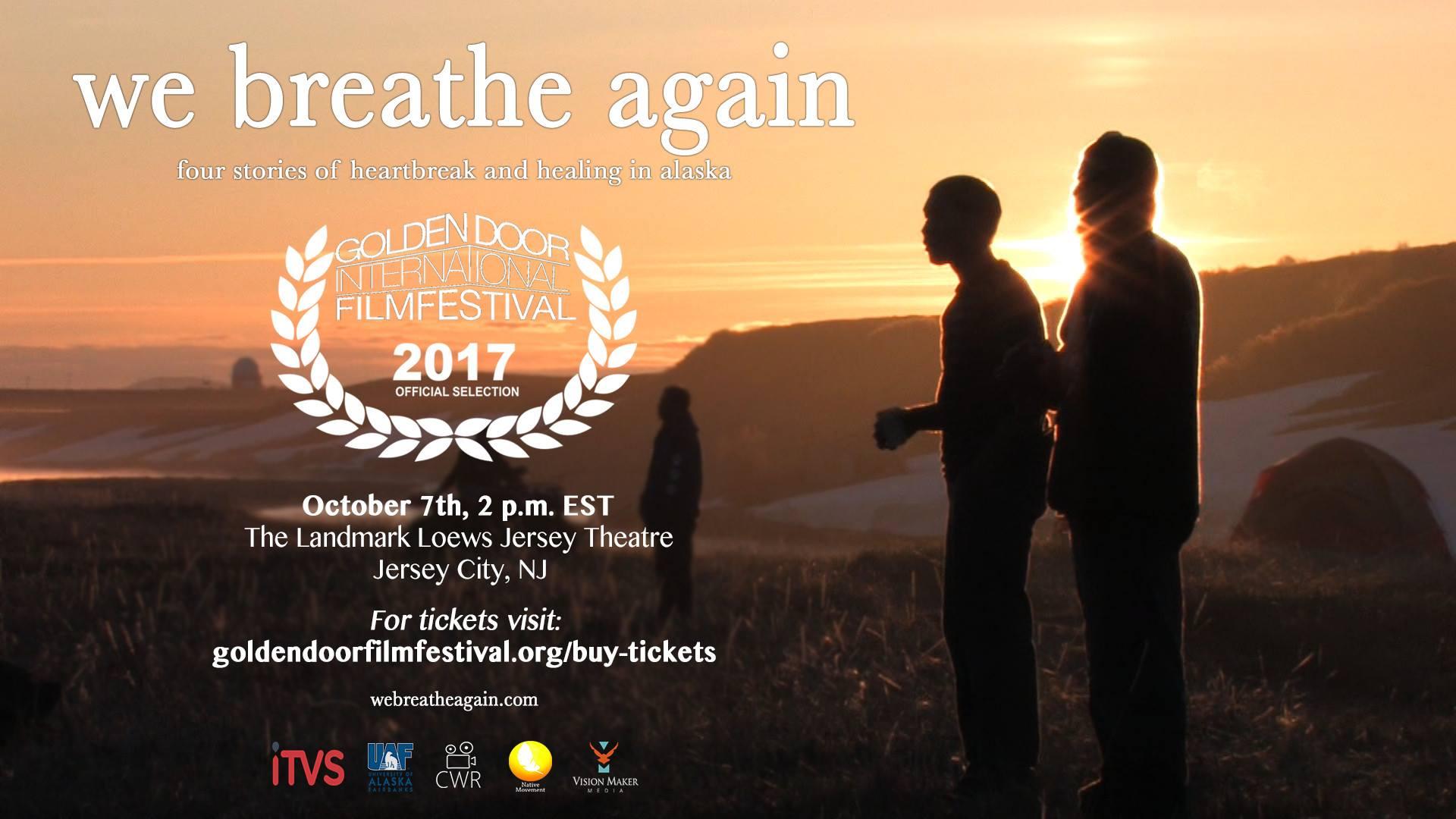Golden Door International Film Festival    Saturday, October 7, 2017