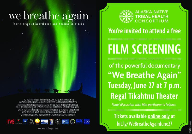 Anchorage, Alaska Premiere    Tuesday, June 27, 2017