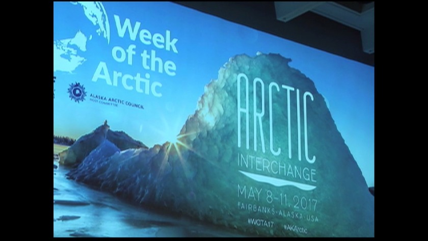 Week of the Arctic Premiere    Thursday, May 9, 2017