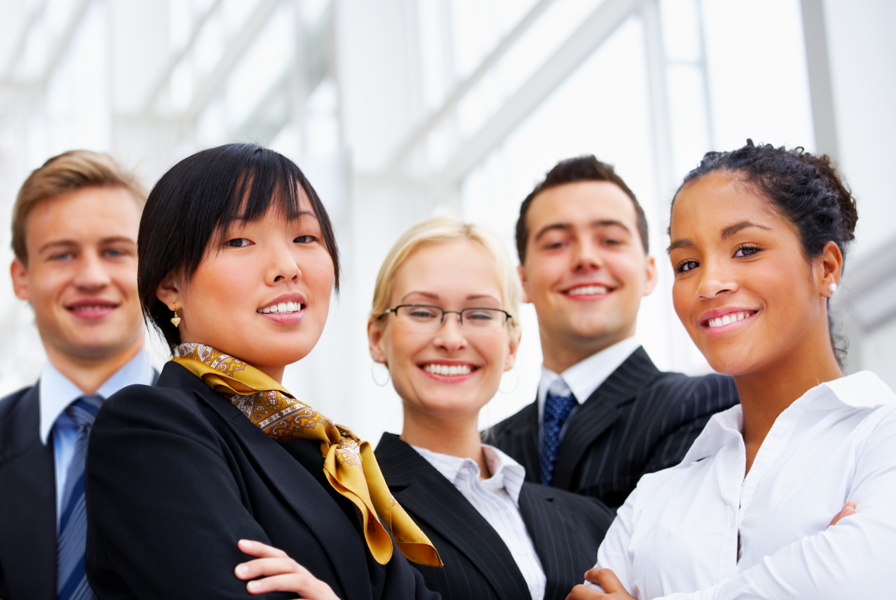 Ethnically diverse companies are 35% more likely to outperform their competition