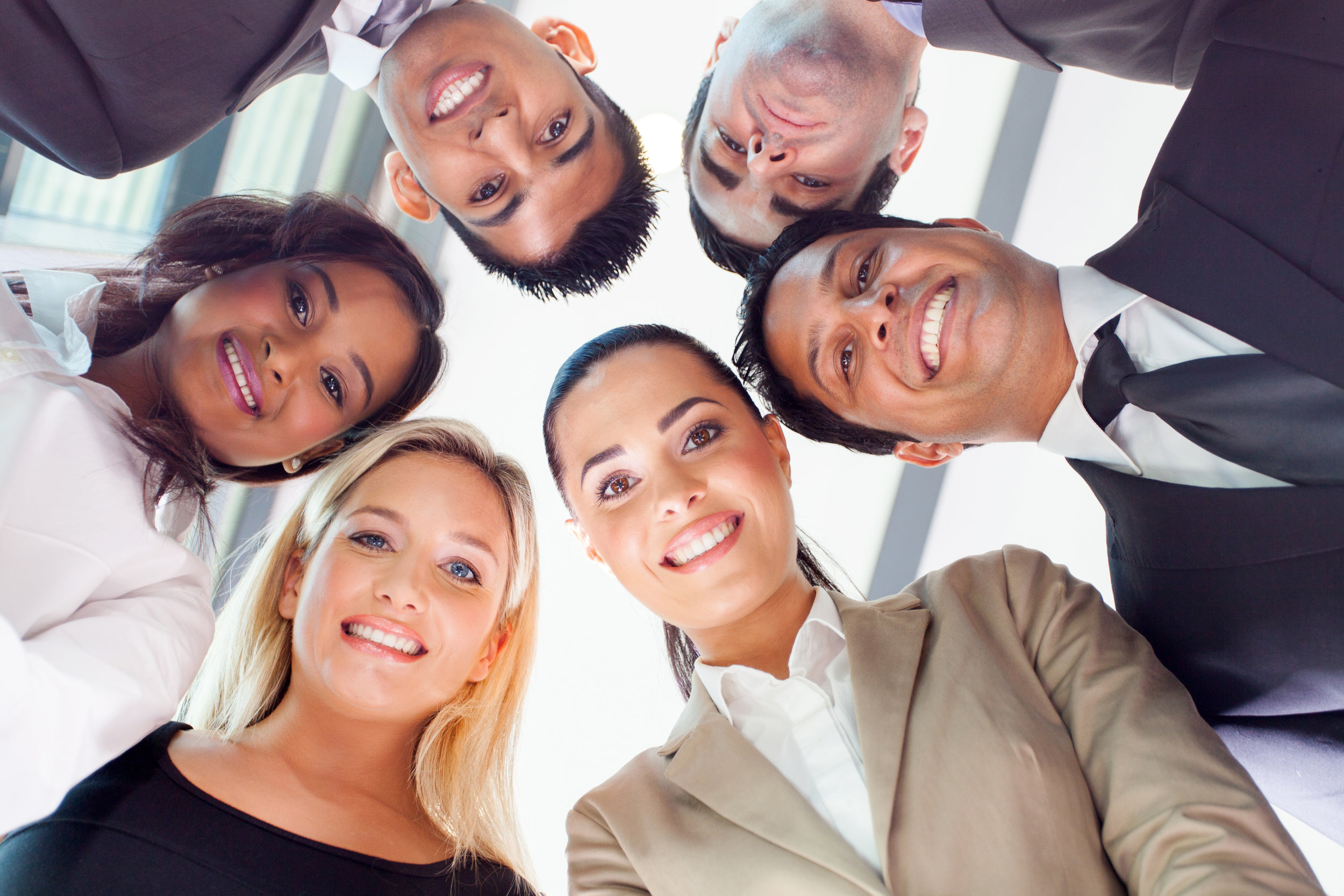 Ethnically diverse companies are 35% more likely to outperform their competition.