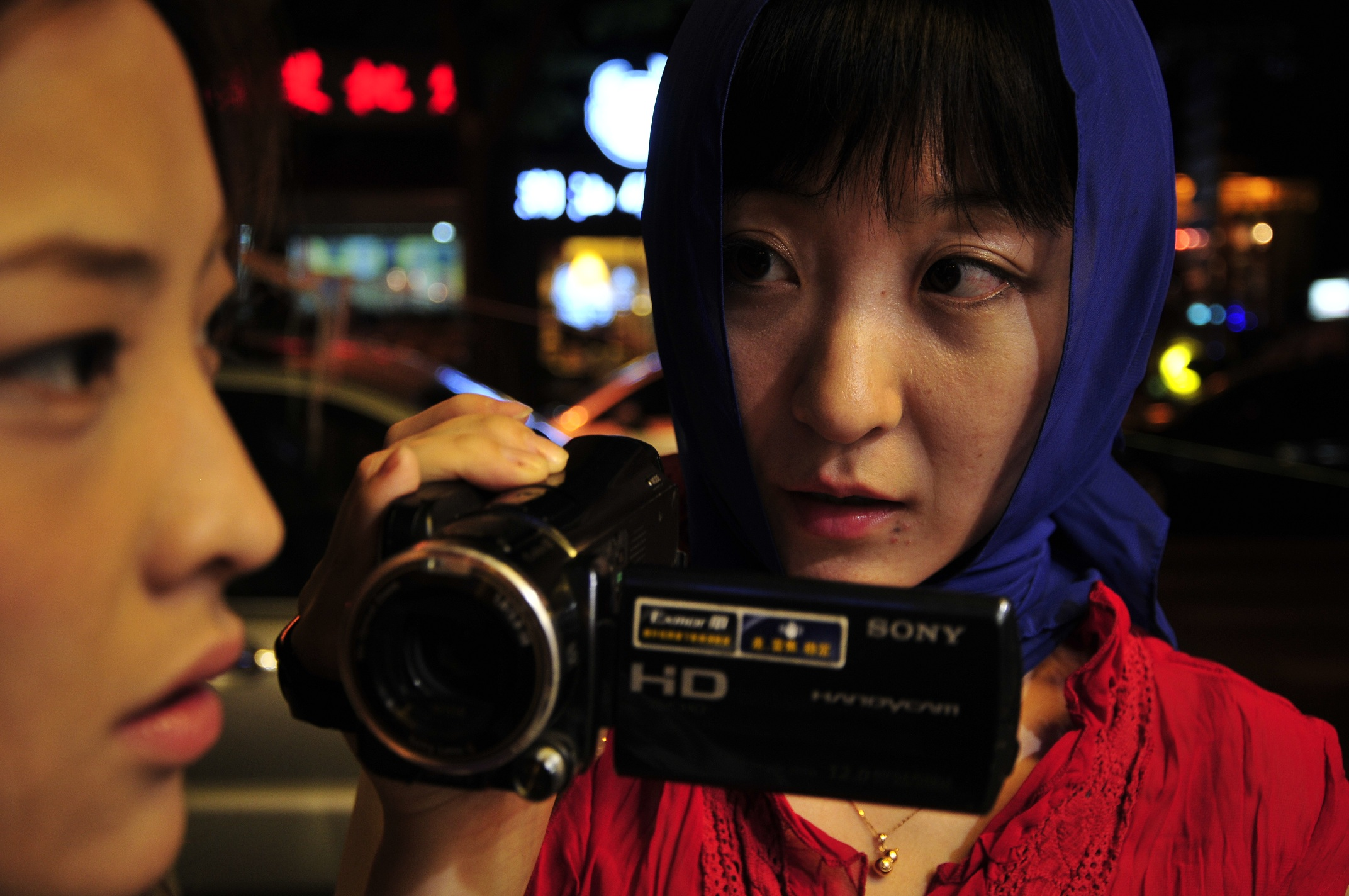 FEMALE DIRECTORS, by Yang Mingming, proudly distributed by dGenerate Films and Icarus Films.