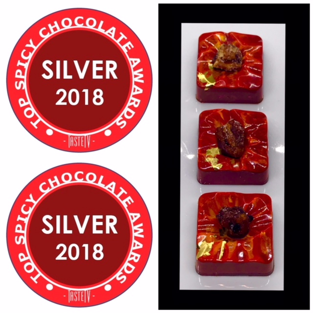 2018 Top Spicy Chocolate Award