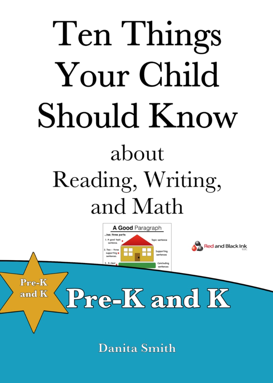 Ten Things Your Child Should Know: Pre-K and Kindergarten