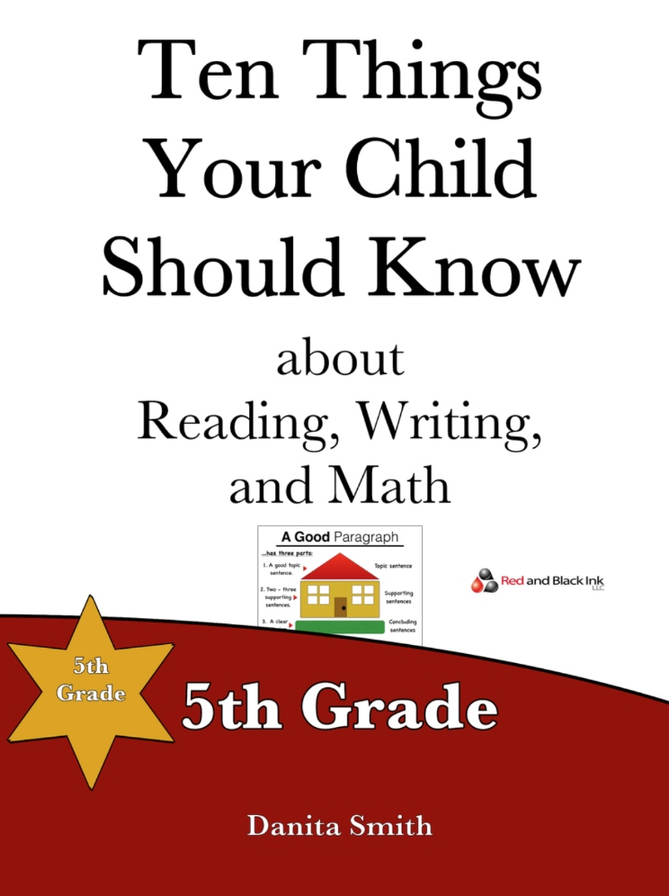 5th Grade Ten Things Your Child Should Know