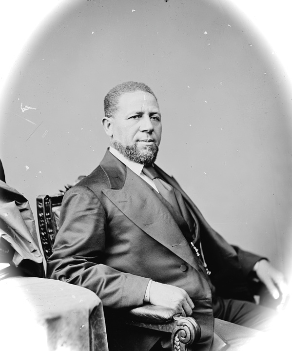 Hiram Rhodes Revels, Library of Congress, Prints and Photographs Division