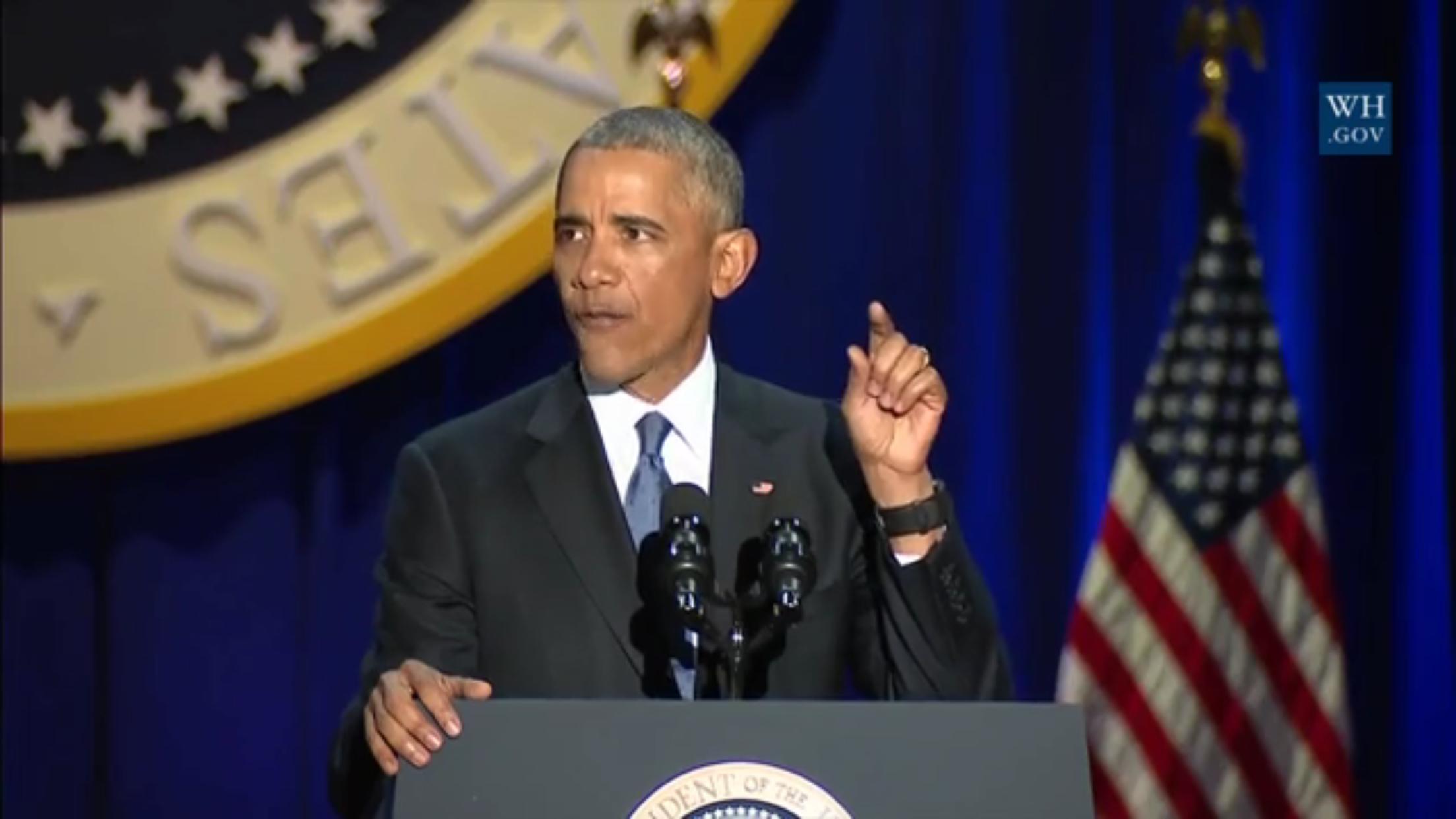 President Barack Obama, White House Video