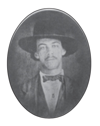 Lewis Sheridan Leary died in the raid on Harpers Ferry in October of 1859. He left behind his wife, Mary Patterson, and their six-month-old daughter. Mary Patterson would later marry Charles Langston and become Langston Hughes' grandmother.