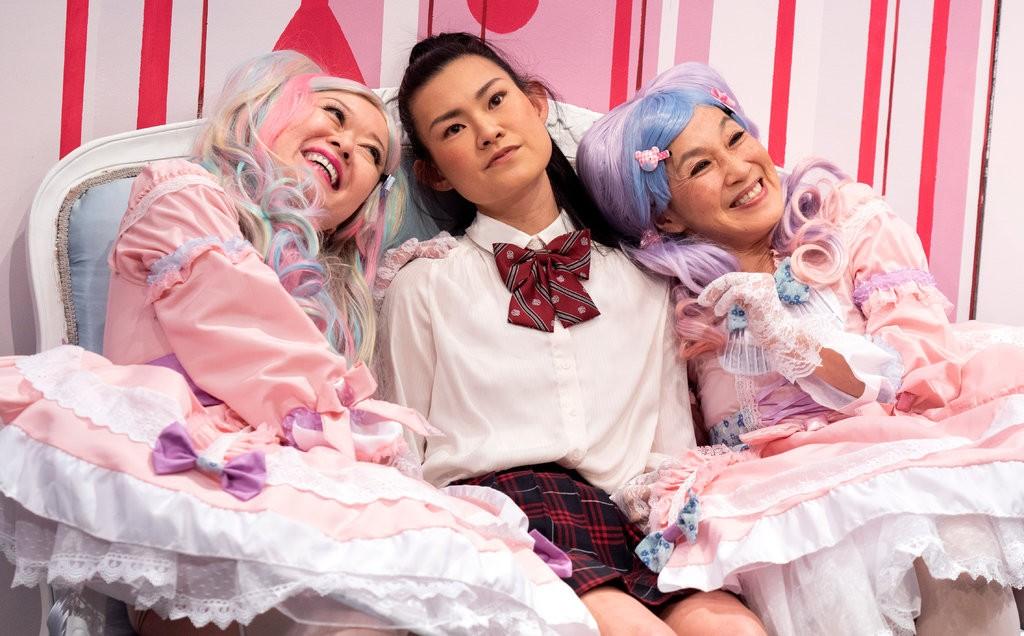 Kristine Haruna Lee & Aya Ogawa