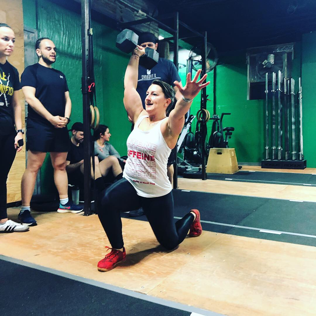 CrossFit is for ANYONE and EVERYONE! -    GET STARTED!
