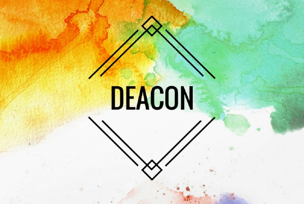 Deacon - These are the folks who are frequently seen