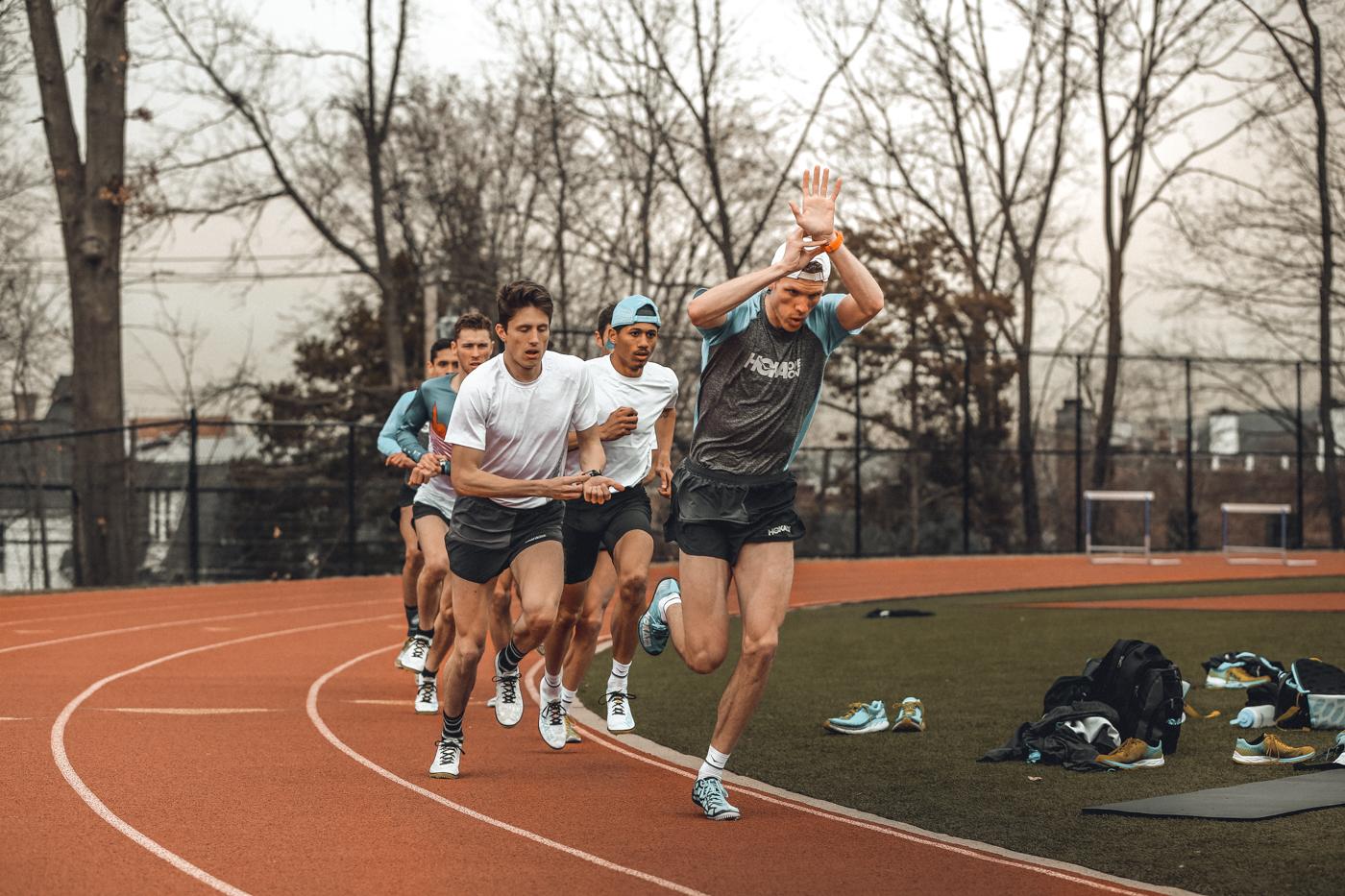 Speed Endurance Workout -