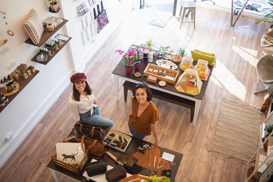 makers loft boutique workshop creative classes oakland local independent consignment wholesale small business women own downtown bay area