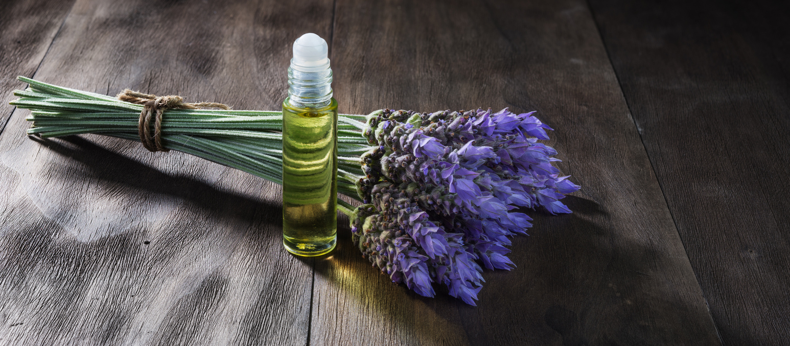 Blend soothing, aromatic massage essential oils for relaxation.