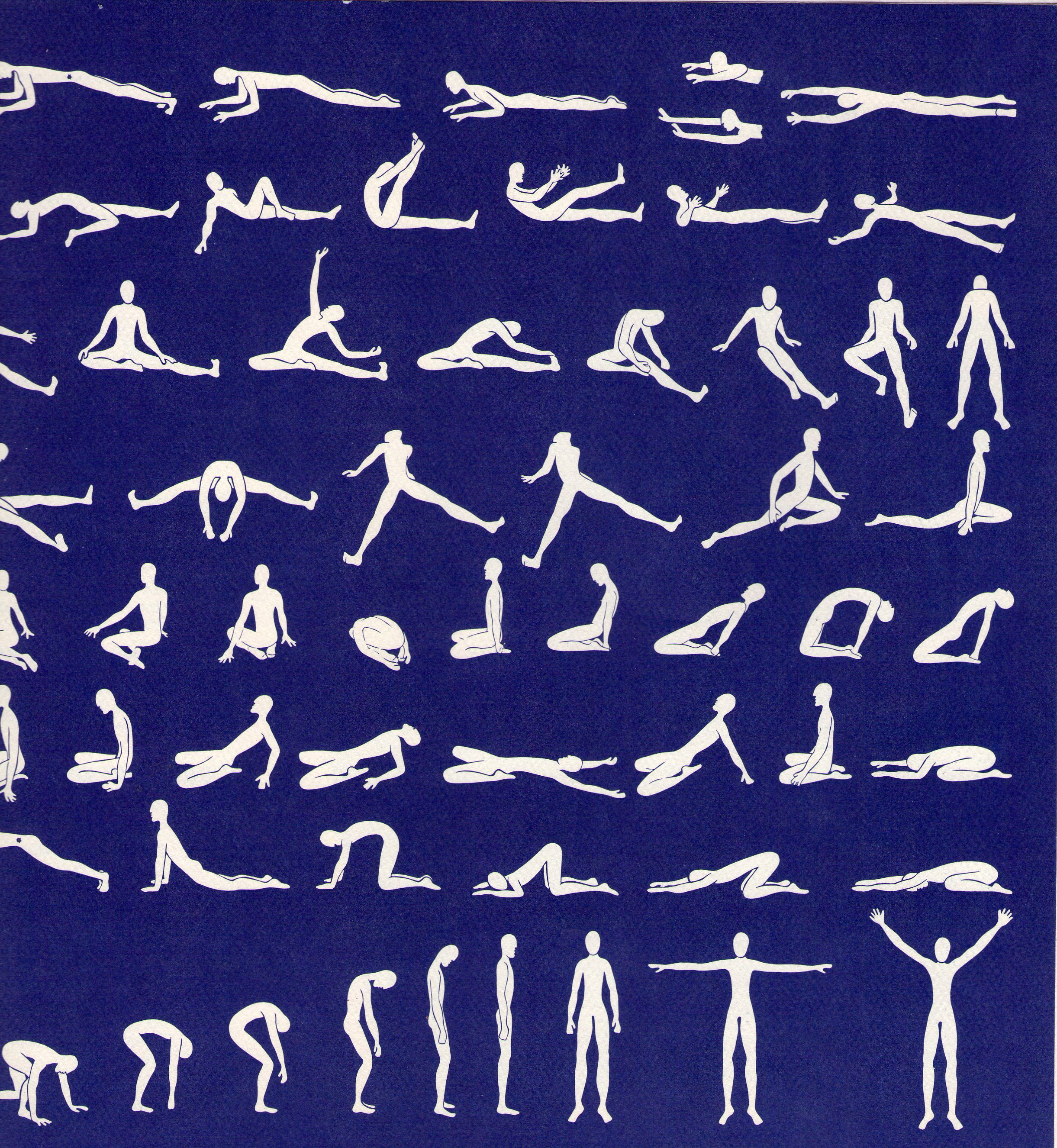 Image credit: Movement Ritual book / Anna Halprin