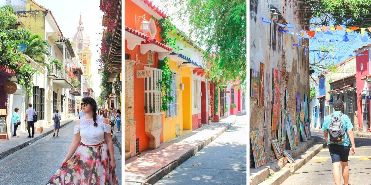 Old City - Why Everyone Comes To Cartagena, Colombia To Get Cosmetic Dental Work (Dr. Julio Oliver)