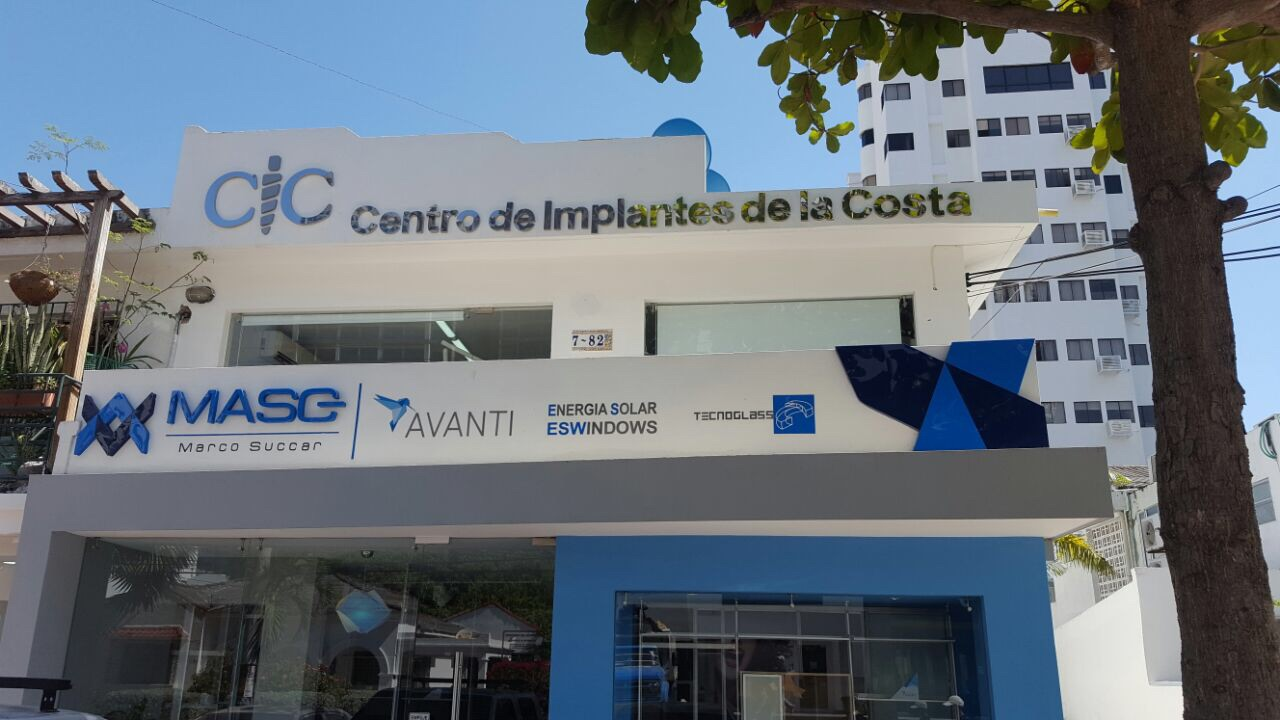 Office Facility Clinic - Dental Tourism Colombia (Dentist Dr. Julio Oliver, Cartagena)