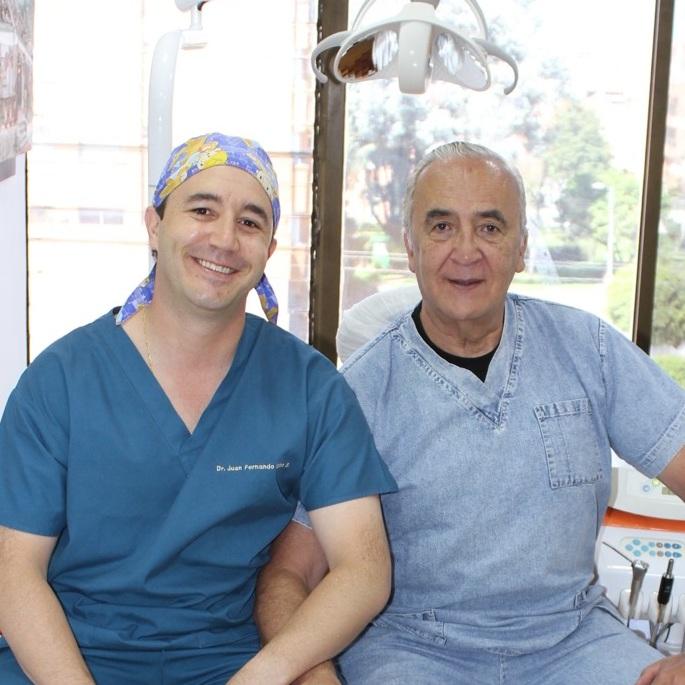 Dental Tourism Colombia - Bogota - Dr. Juan Fernando Uribe Dr. Luis Fernando Uribe
