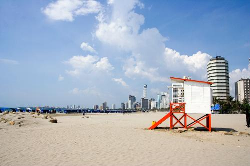 Cartagena Beach - Dental Tourism Colombia (Dr Julio Oliver)