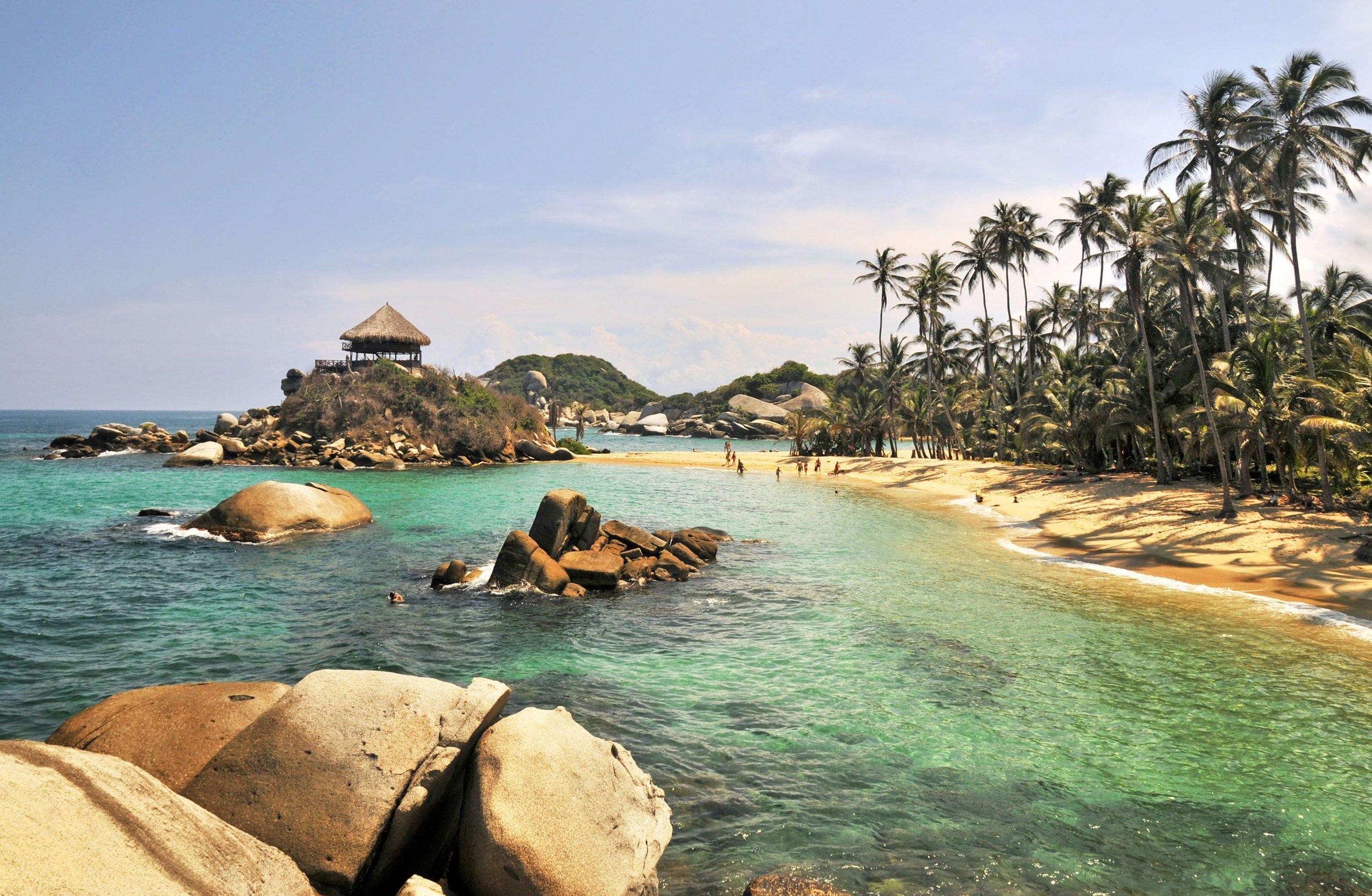 Dental Tourism Colombia Cartagena Beach