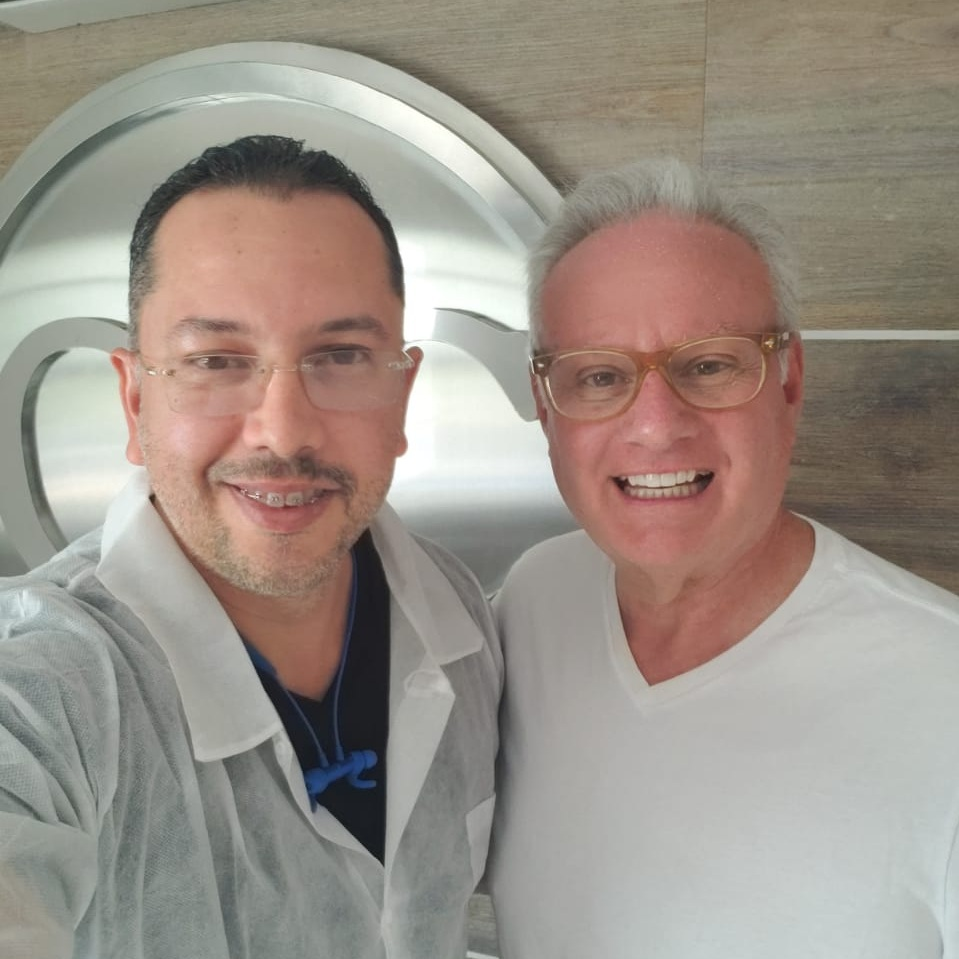 Michael - Getting Dental Implants In Cartagena, Colombia